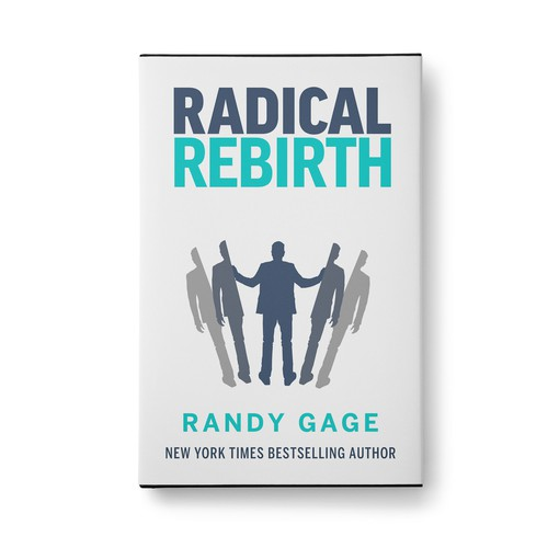 Book cover design - Radical Rebirth