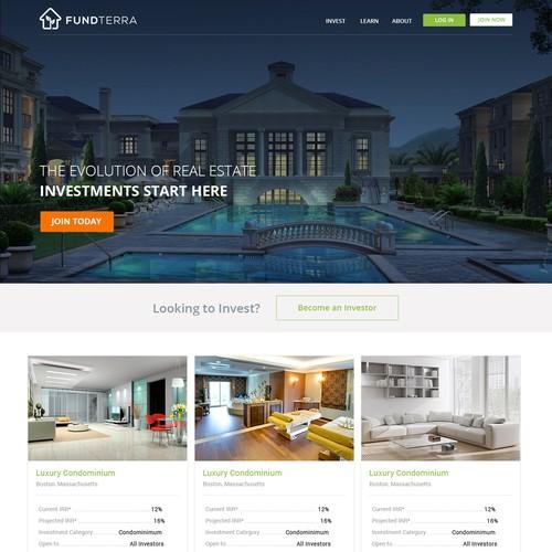 Real estate envestments