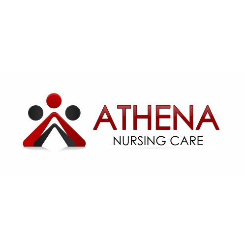 Athena Nursing Care needs a new logo