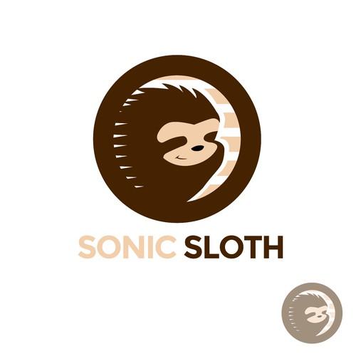 Sonic Sloth design