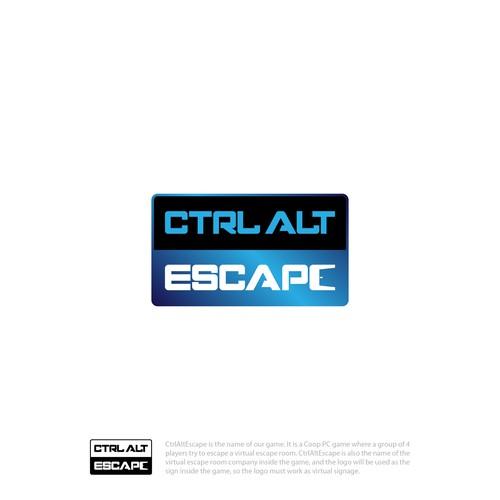 Logo for CtrlAltEscape
