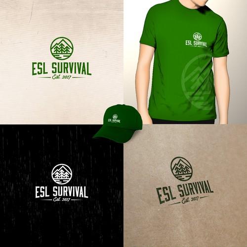 Logo for ESL Survival