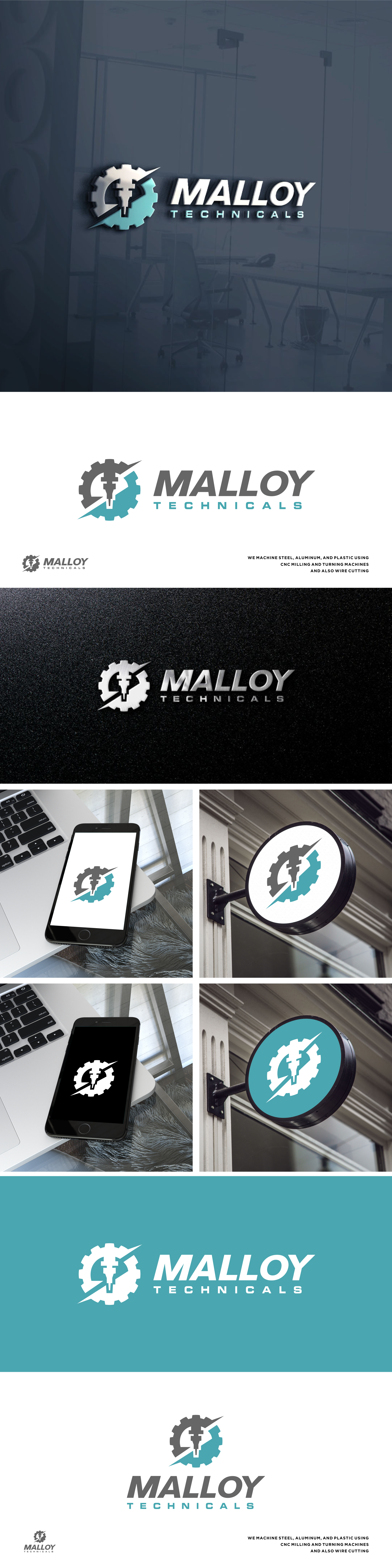 Malloy Technicals  Maschining with power and Precision