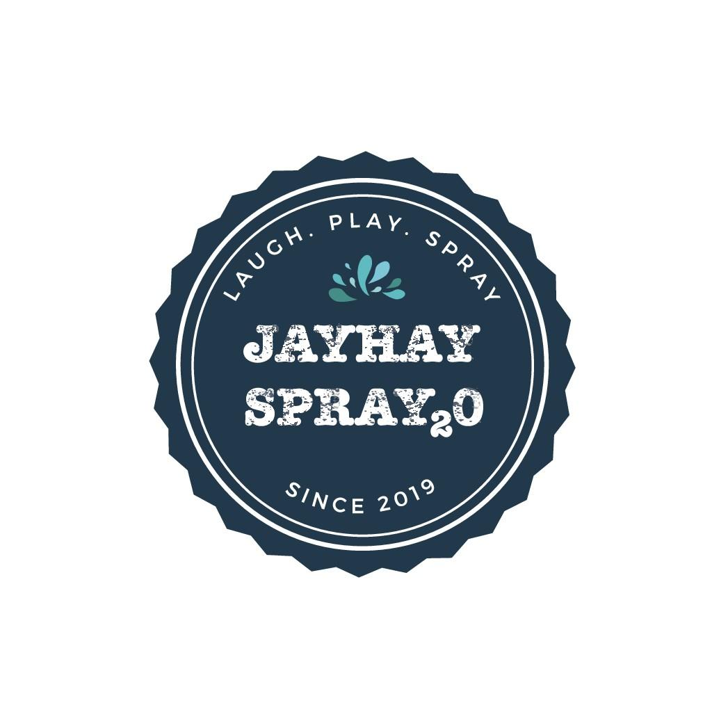 JayHay Spray2o Logo