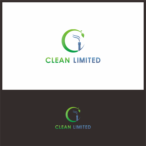 Logo concept for Clean Limited