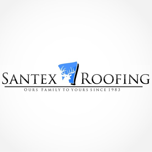 Santex Roofing is Reinventing itself! We need a LOGO!