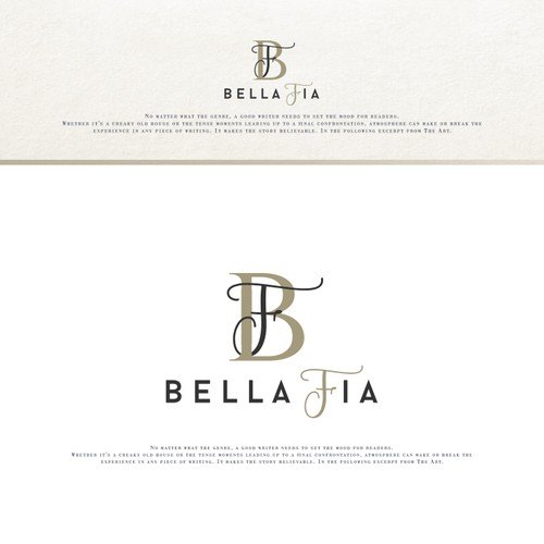 Logo design for BELLA FIA