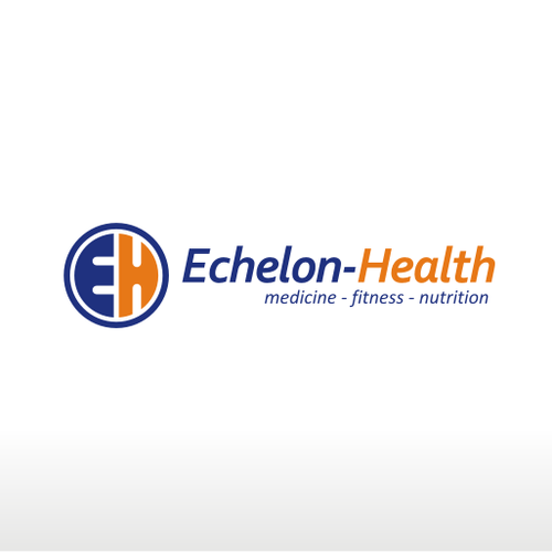 Help Echelon-Health with a new logo