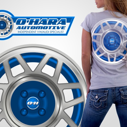 Help O'Hara Automotive with a new logo
