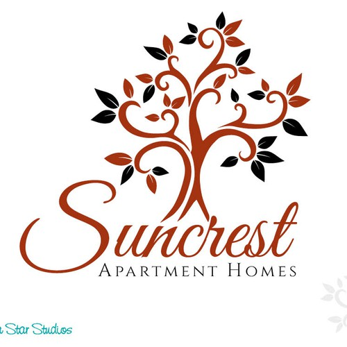 Suncrest Apartment Homes logo