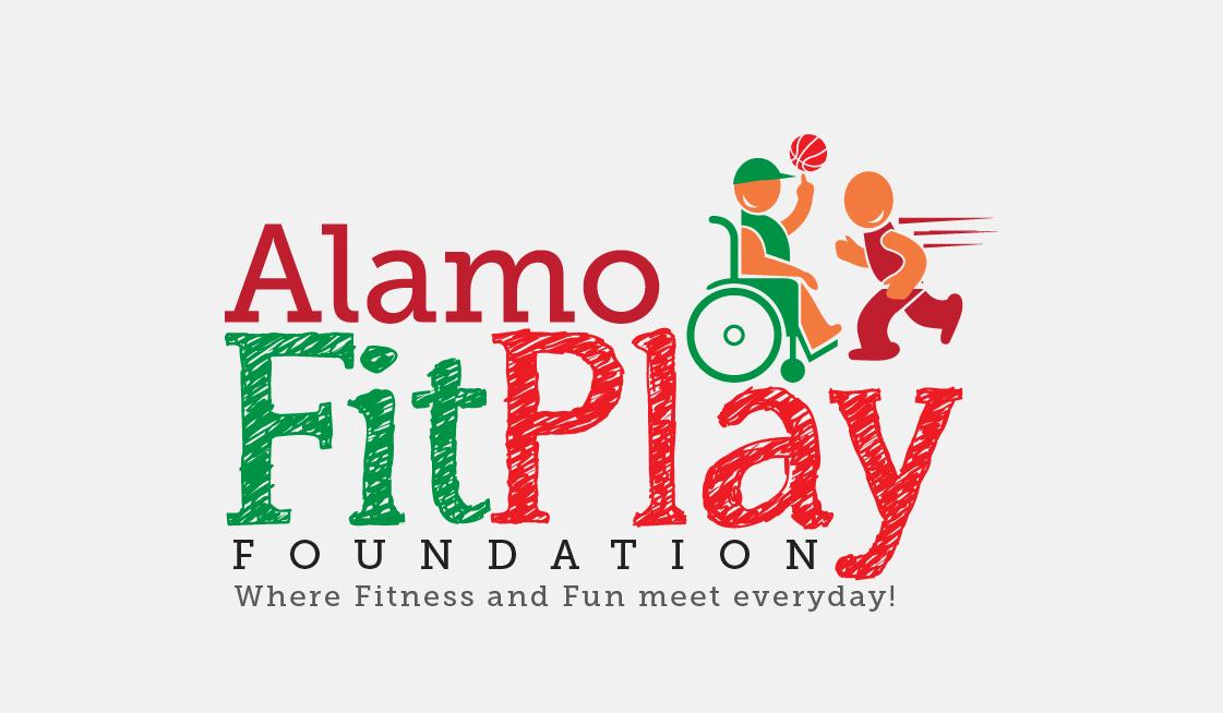 logo for Alamo FitPlay Foundation