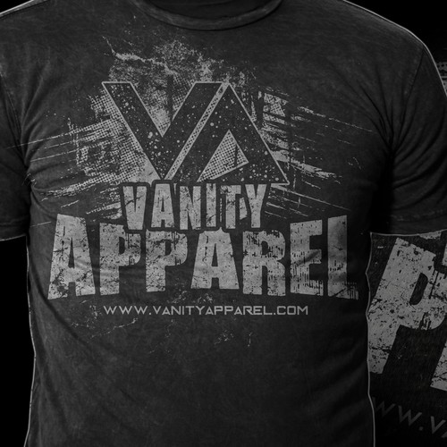 Create awesome graphics for Vanity Apparels range of t-shirts - multiple winners will be selected!