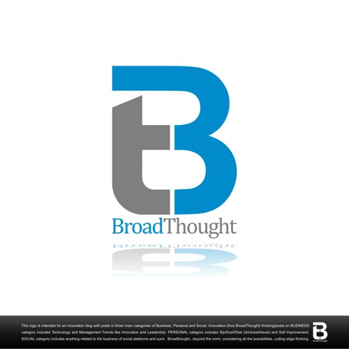 Help BroadThought with a new logo