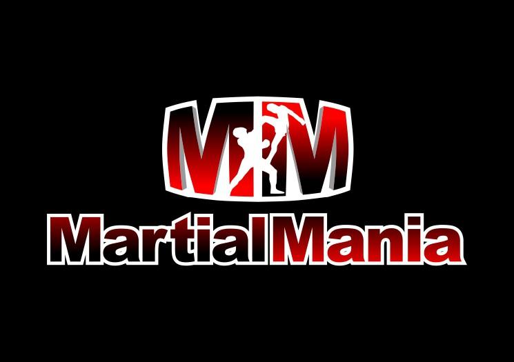 Martial Mania needs a new logo