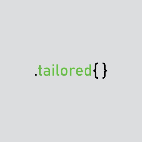 Tailored Logo entry 2