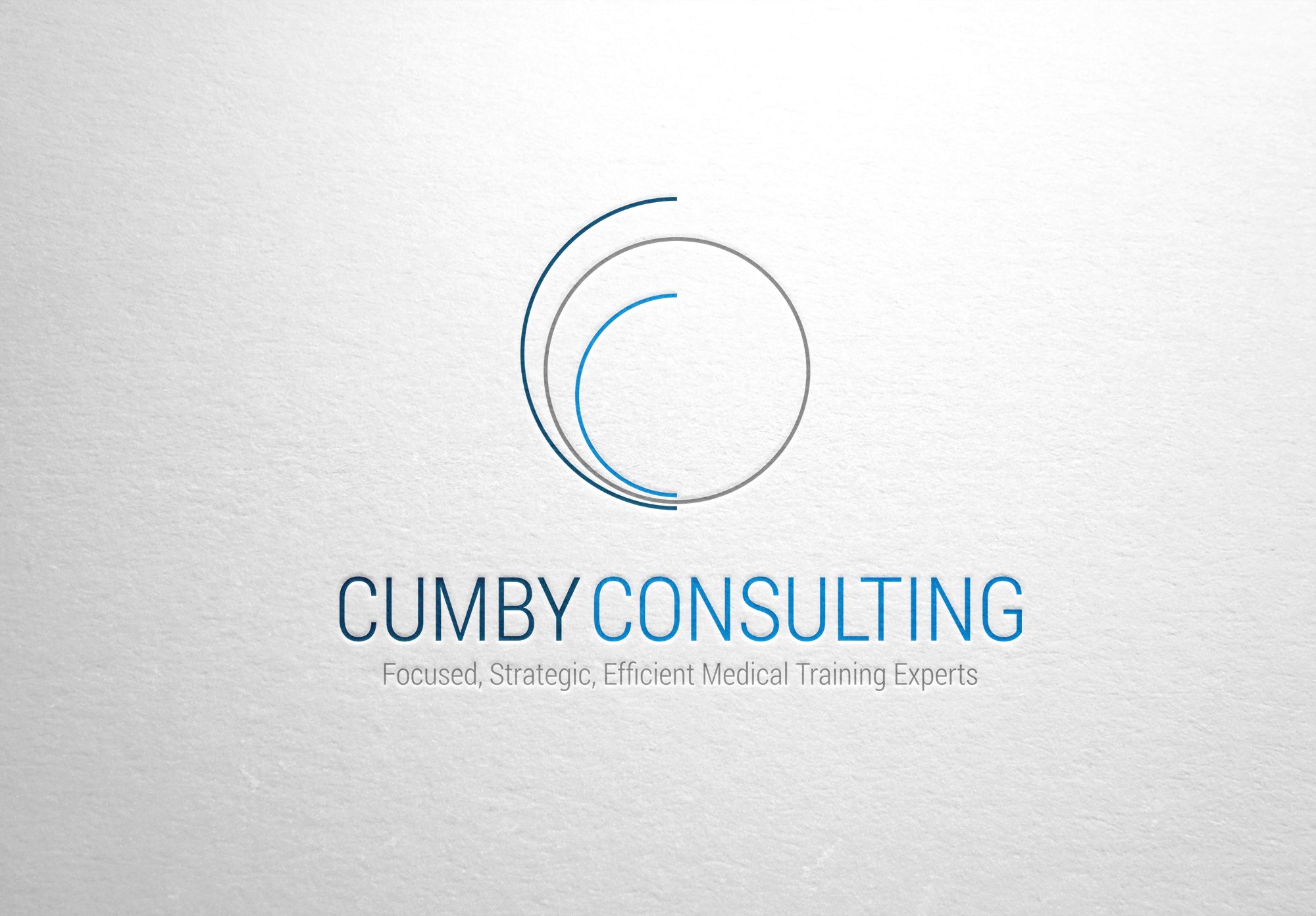 Create a Logo for a Medical Device Training Consulting Group