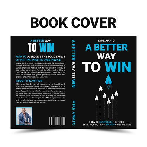 book cover for A Better Way To Win