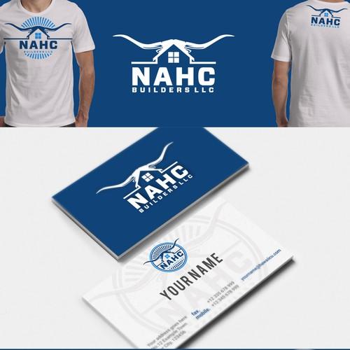 Logo for NAHC BUILDER.