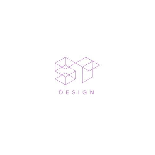 ST DESIGN - Logo design
