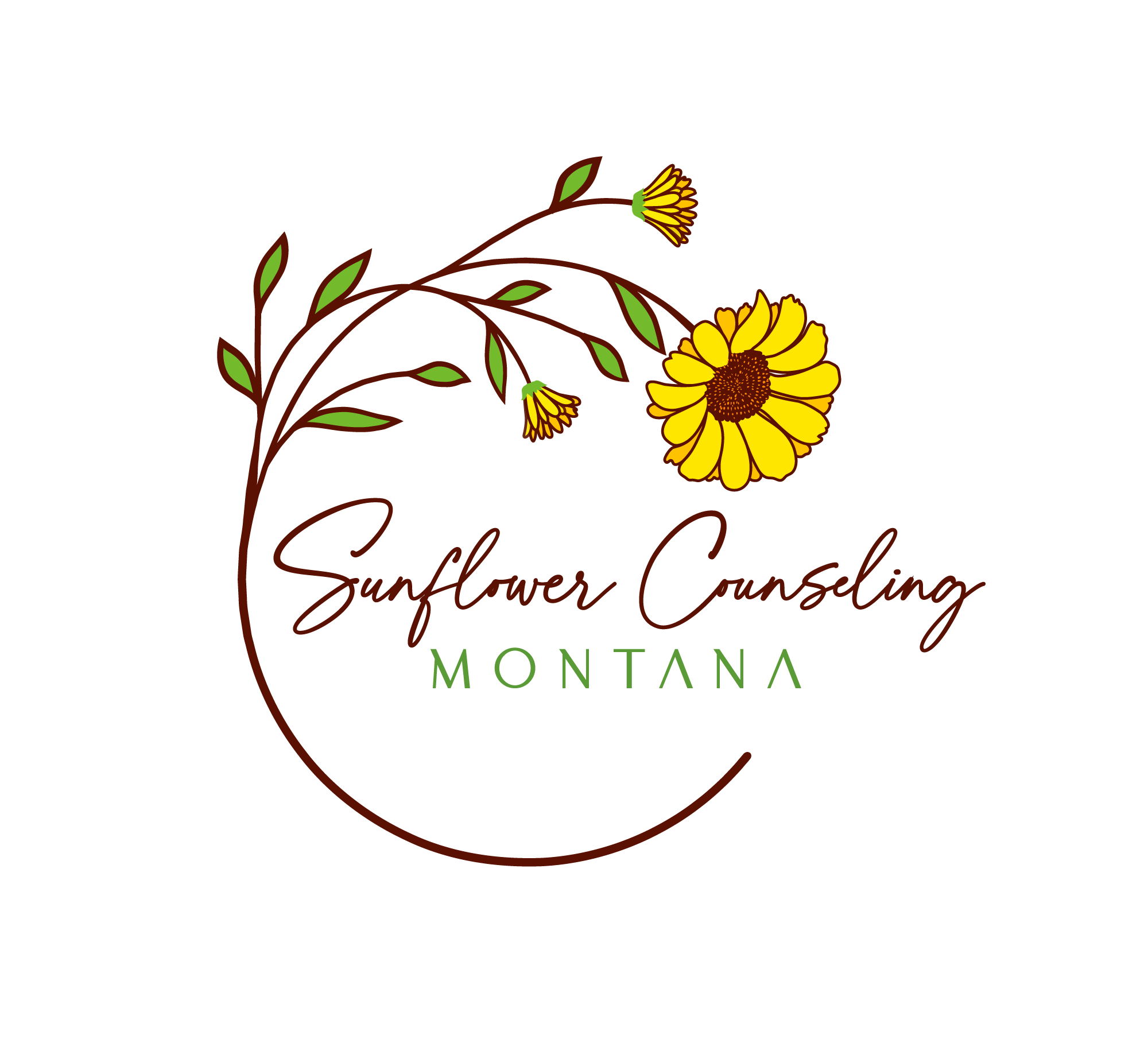 New logo needed for a counseling company which serves all ages-located in the mountains