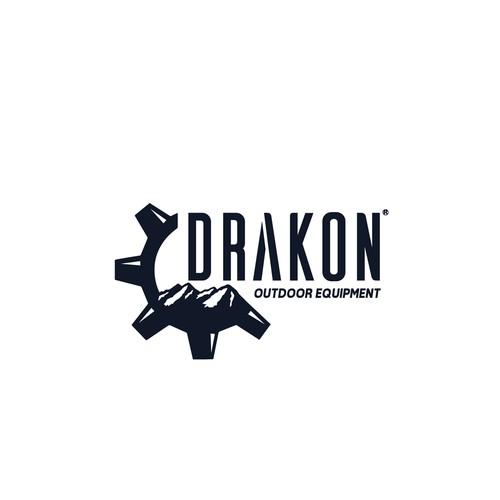 Drakon Logo Design