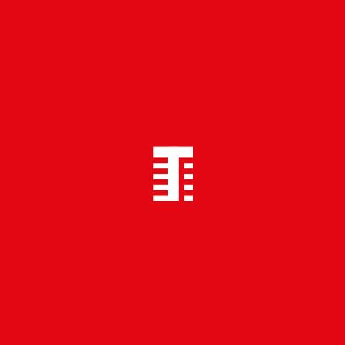 Flat logo concept