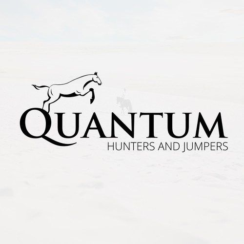 Quantum Hunters and Jumpers Logo
