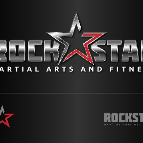 Create the next logo for Rockstar