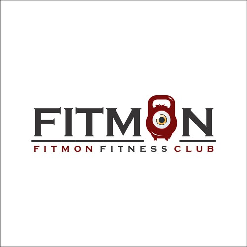 Logo Concept for Fitmon Gym