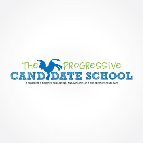 Fun Logo for Political Training Course