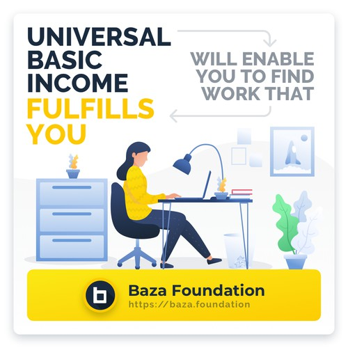 Facebook Ad for Baza Foundation