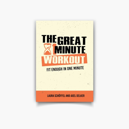 Book Cover Design For Fitness Book