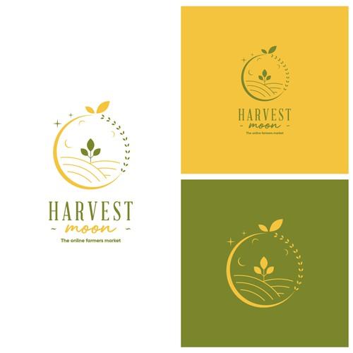 Logo for online farmers market