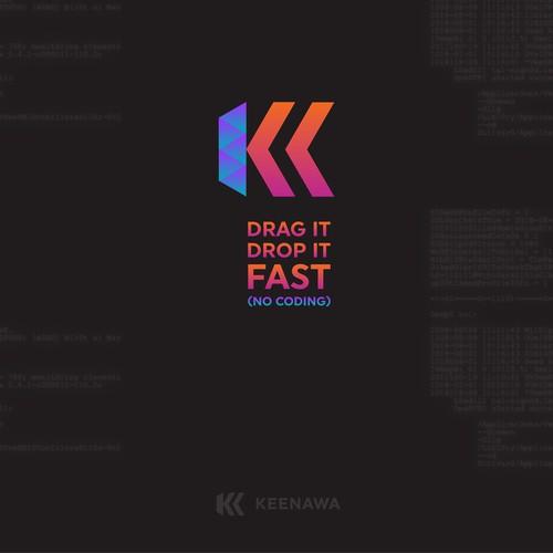 Logo design for Keenawa