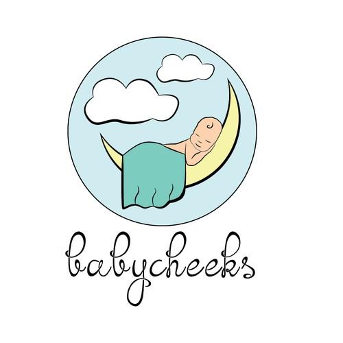 Baby products Company logo.
