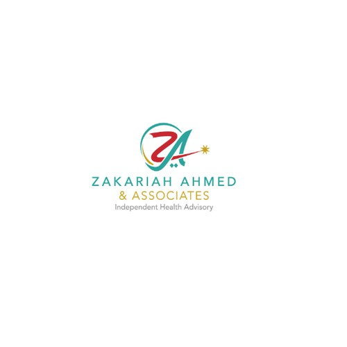Logo for Zakariah Ahmed & Associates.