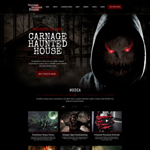 Carnage Haunted House