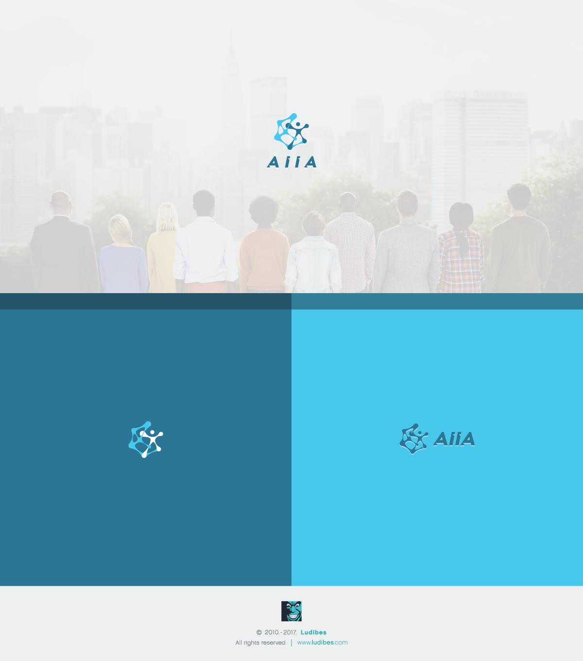 AIIA Logo Design