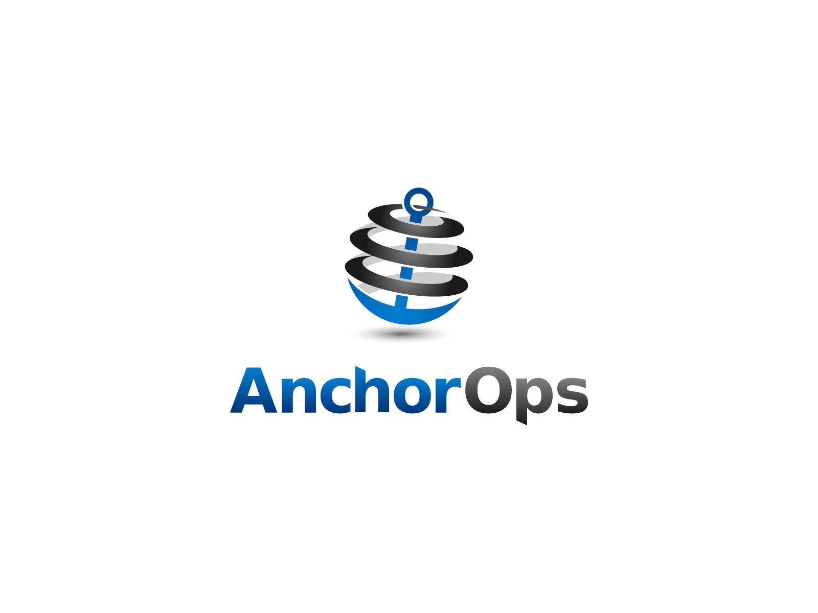 AnchorOps - $300 for logo. First in a series of projects