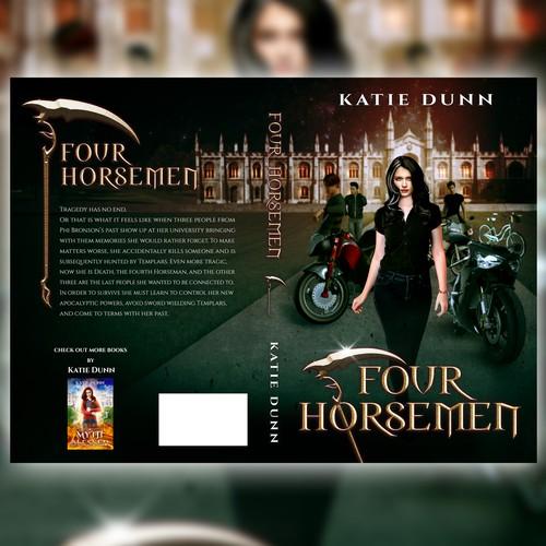 Four Horsemen By Katie Dunn