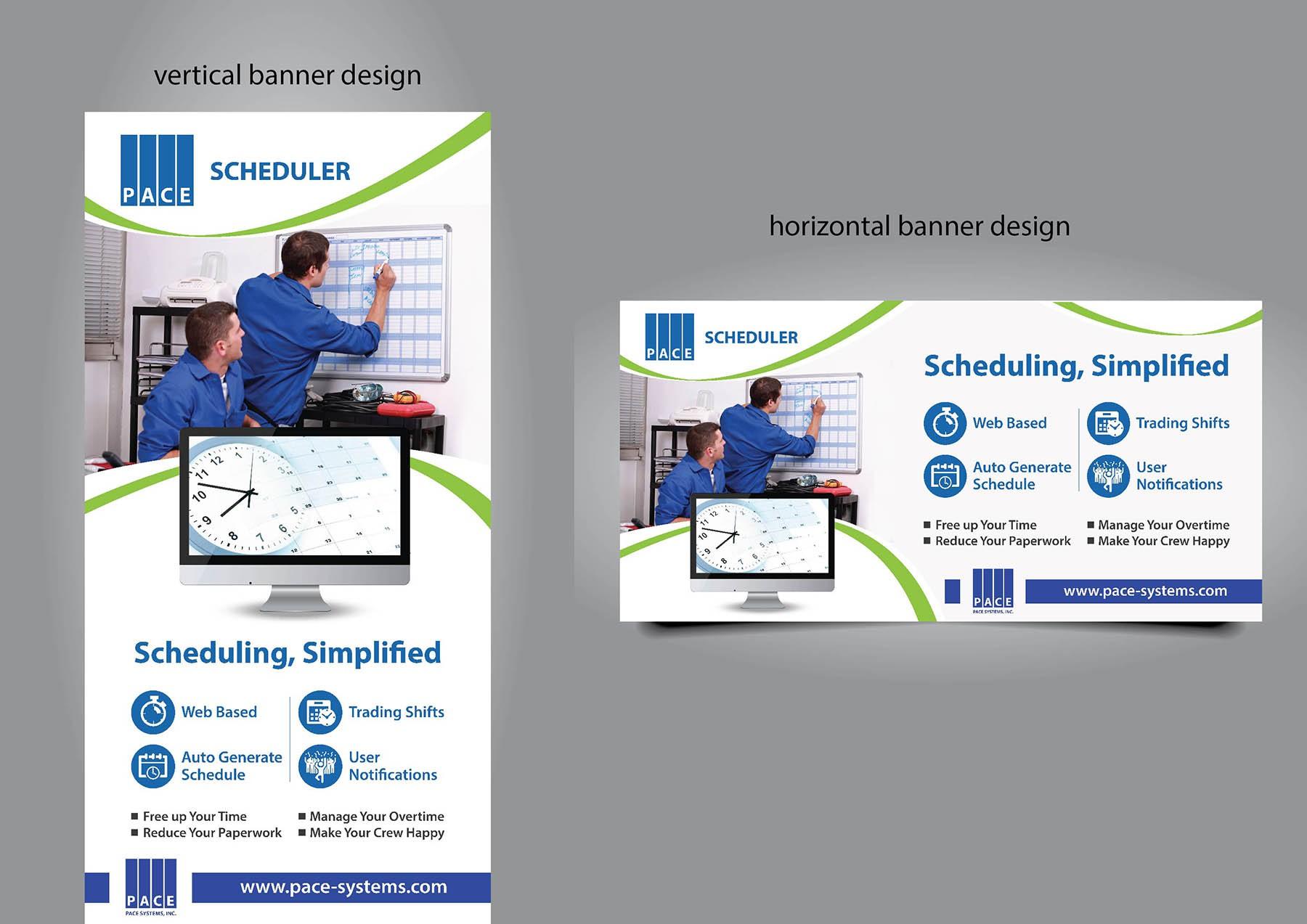 Pace Scheduler needs a banner!