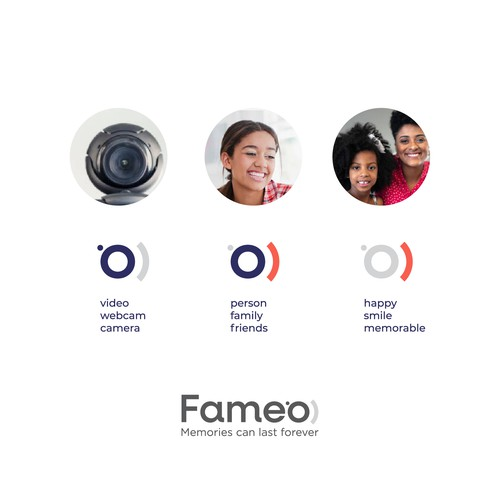 Logo & Branding for web app to connect families and friends across time!