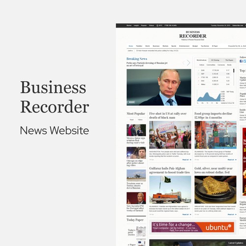 Businss Recorder
