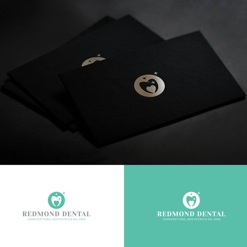 Tooth Logo Concept for Redmont Dental Office