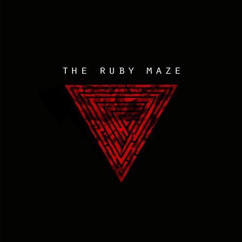 Album Cover  - The Ruby Maze