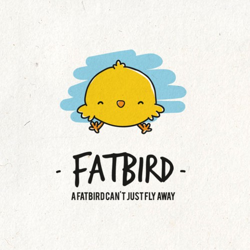 Logo for Fatbird