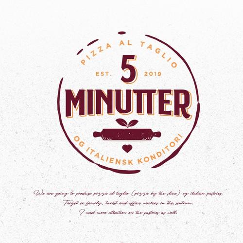 5 MINUTTER pizza al taglio