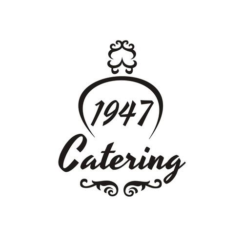 vintage logo for restaurant