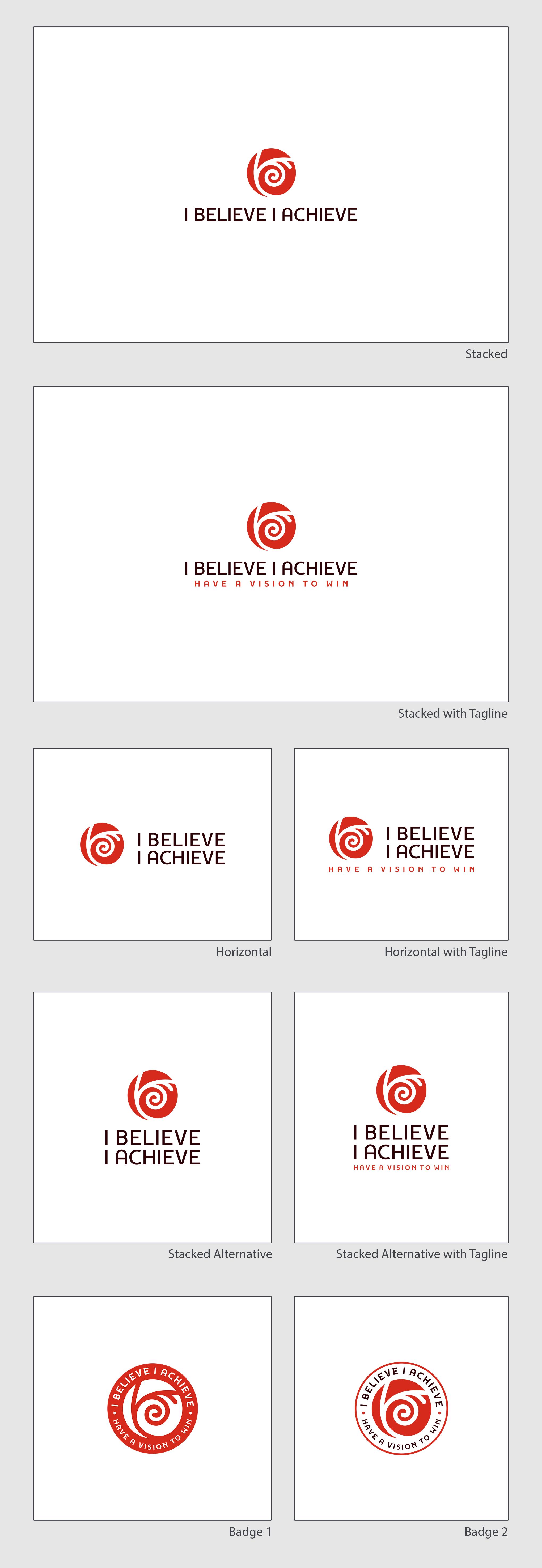 I Believe I Achieve - Brand Update