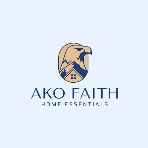 Logo for Ako Faith Home Essentials